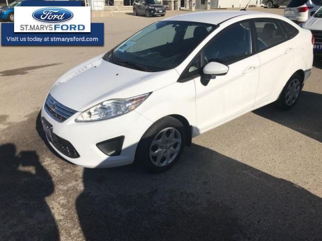 2013 Ford Fiesta SE  -  Power Windows - $92 B/W