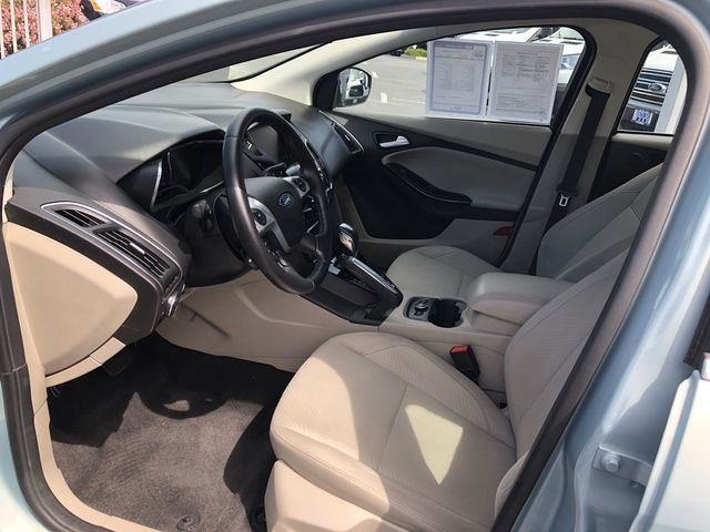 2013 Ford Focus Electric 5dr HB
