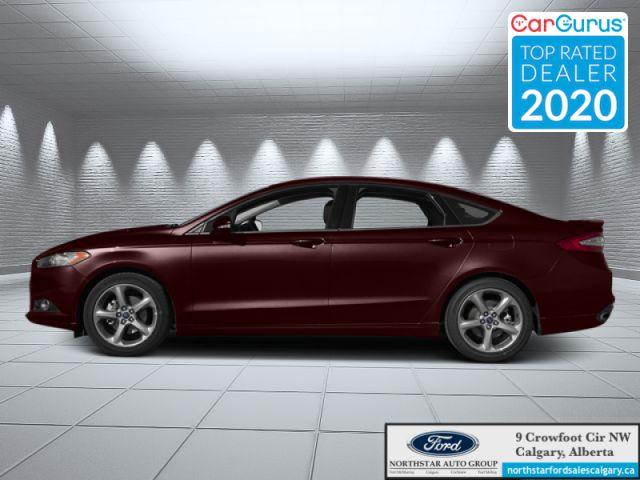 2013 Ford Fusion SE  |LEATHER| TECH PKG| ACTIVE PARK ASSIST| DRIVER ASSIST PKG| -