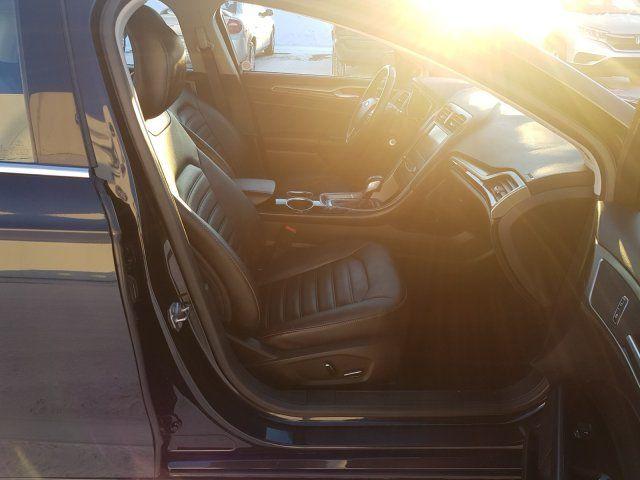2013 Ford Fusion Hybrid SE