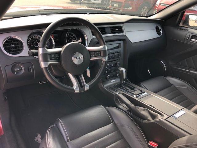 2013 Ford Mustang V6 PREMIUM  -  Fog Lamps - $178 B/W
