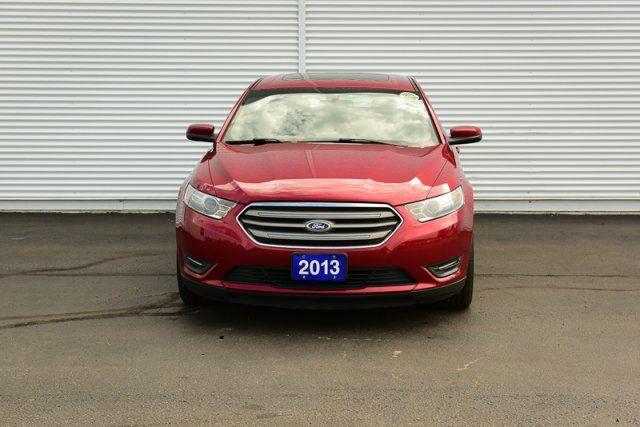 2013 Ford Taurus SEL / MOON ROOF / LEATHER / REVERSE SENSORS / NAV