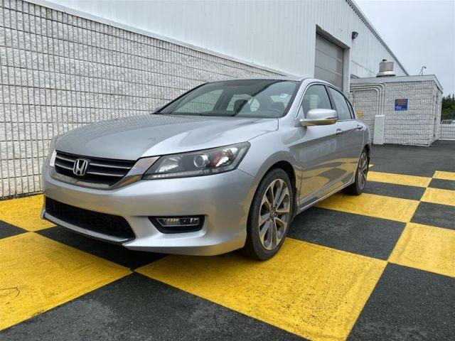 2013 Honda Accord Sedan L4 Sport CVT
