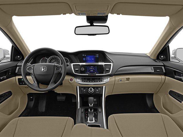 2013 Honda Accord Sdn Touring