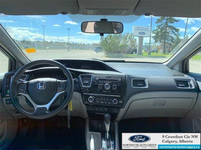2013 Honda Civic Sedan LX  - $128 B/W