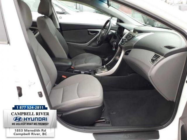 2013 Hyundai Elantra ELANTRA GLS/LIMITED  - Sunroof