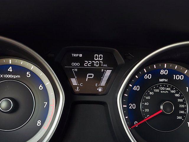2013 Hyundai Elantra Coupe GS PZEV