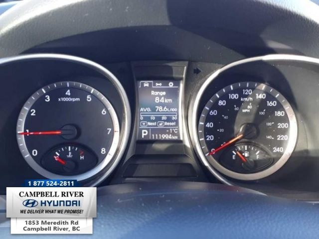 2013 Hyundai Santa Fe PREMIUM  - Heated Steering Wheel
