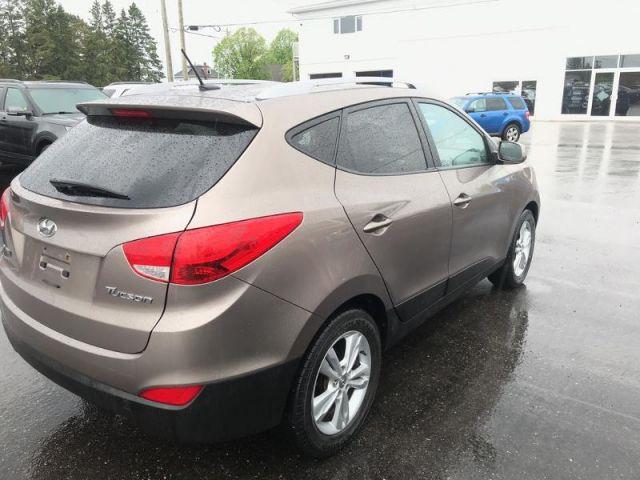 2013 Hyundai Tucson GLS-LEATHER/ HEATED SEATS