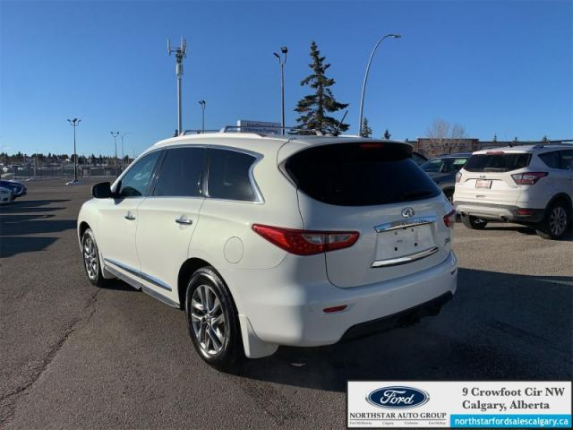 2013 INFINITI JX35 |LEATHER| NAV| SUNROOF| REAR DVD| 7 SEATER|
