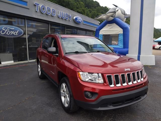 2013 Jeep Compass 4WD 4dr Latitude