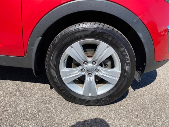 2013 Kia Sportage AWD 4dr LX
