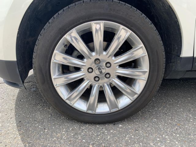 2013 Lincoln MKX AWD Sight & Sound Package .. one owner