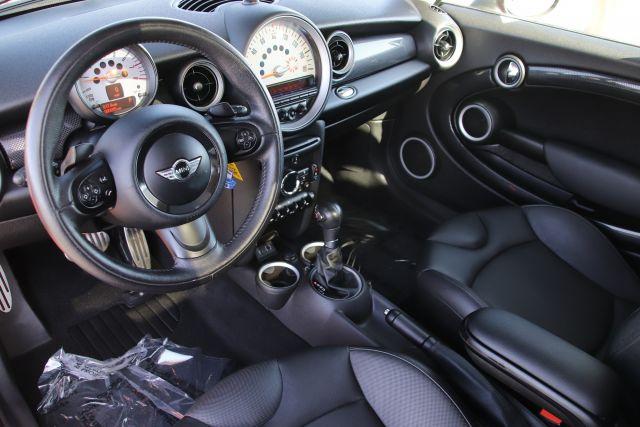 2013 Mini Cooper S Hatchback