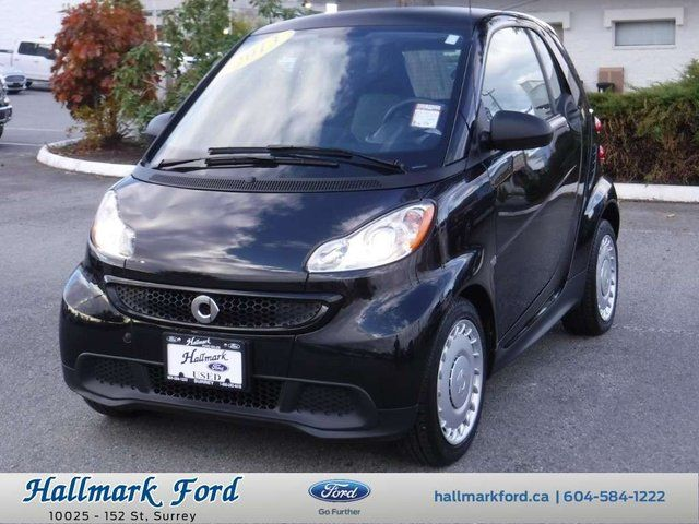 2013 smart fortwo Pure