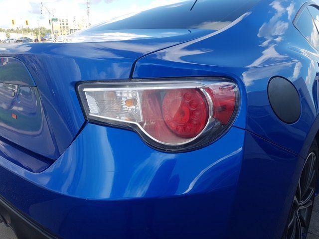 2013 Subaru BRZ 2DR CPE AUTO