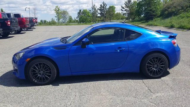 2013 Subaru BRZ Sport-tech-Two sets of Tires and Rims-