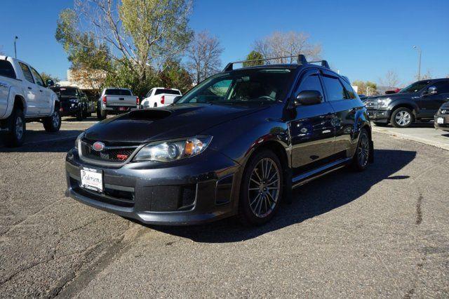 Used 2013 Subaru Impreza Wagon Wrx Wrx Serving Co Fort Collins