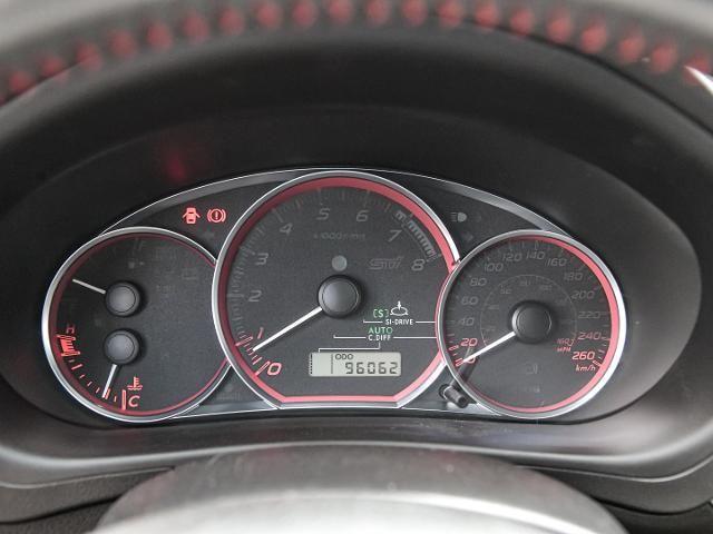 2013 Subaru WRX STI STI W/TECH PKG