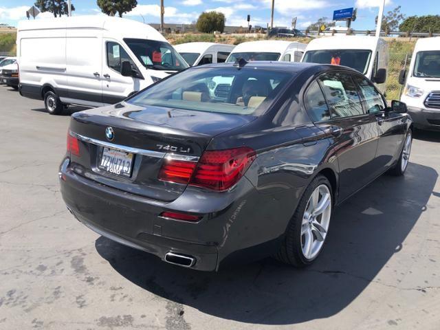 2014 BMW 7 Series 4dr Sdn 740Li RWD