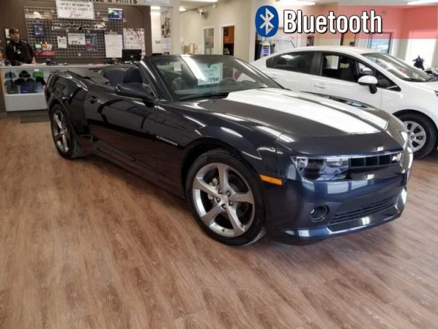 2014 Chevrolet Camaro 2LTrs  - One owner - Local - $242.45 B/W