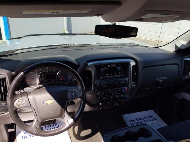 2014 Chevrolet Silverado 1500 4WD Double Cab 143.5 LT w/2LT