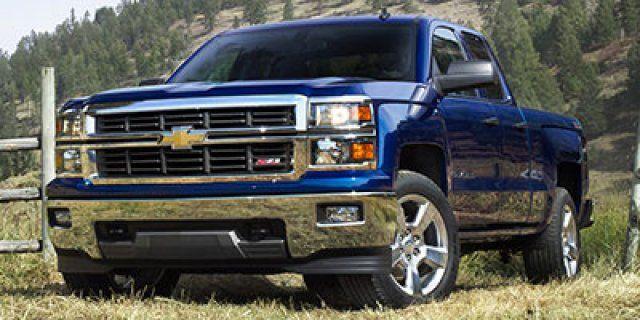 2014 Chevrolet Silverado 1500 SILVERADO K1500