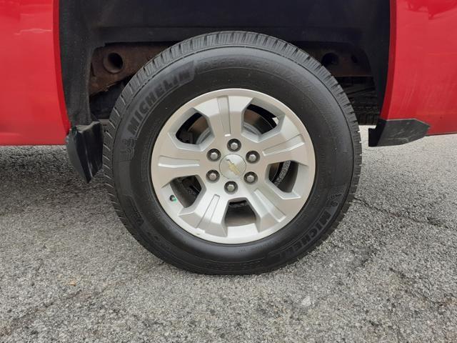 2014 Chevrolet Silverado 1500 4WD Crew Cab 143.5 LT w/2LT
