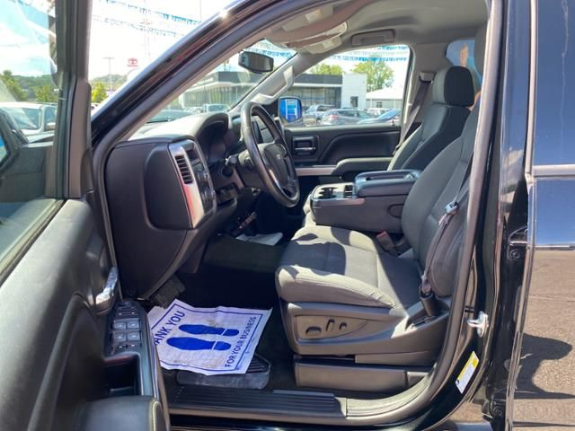 2014 Chevrolet Silverado 1500 4WD Crew Cab 143.5 LT w/1LT