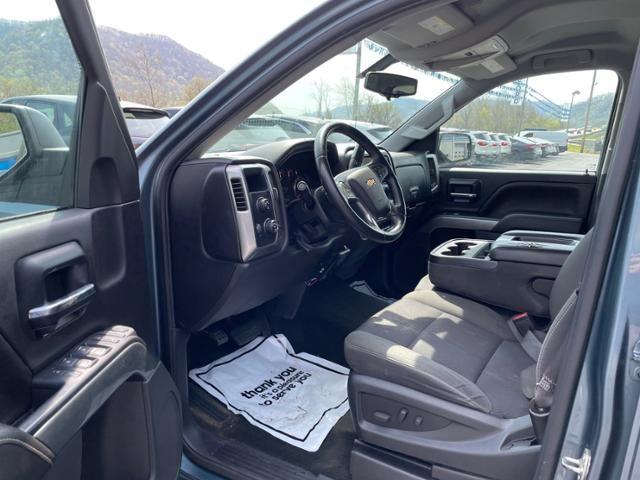 2014 Chevrolet Silverado 1500 4WD Crew Cab 153.0 LT w/1LT