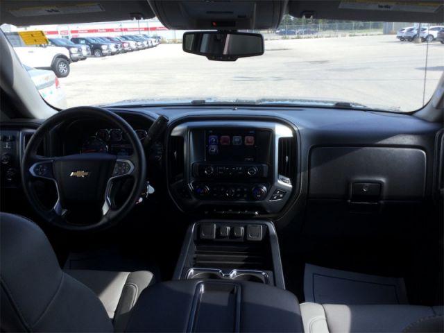 2014 Chevrolet Silverado 1500 LTZ CREW 4X4  - Leather Seats