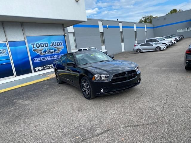 2014 Dodge Charger 4dr Sdn RT AWD