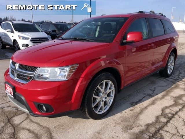 2014 Dodge Journey LIMITED  - Bluetooth -  Heated Seats