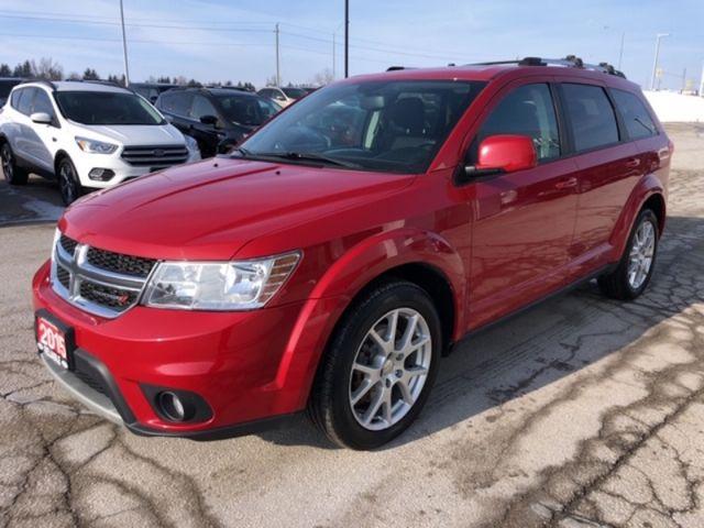 2014 Dodge Journey LIMITED  - Bluetooth -  Heated Seats