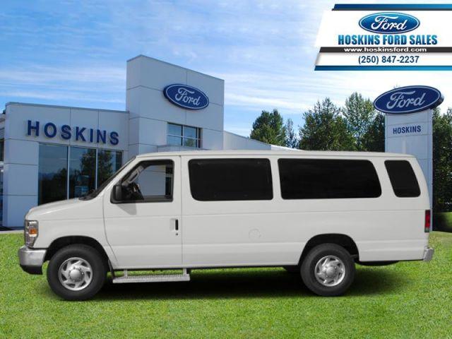 2014 Ford Econoline Cargo Van DUTY