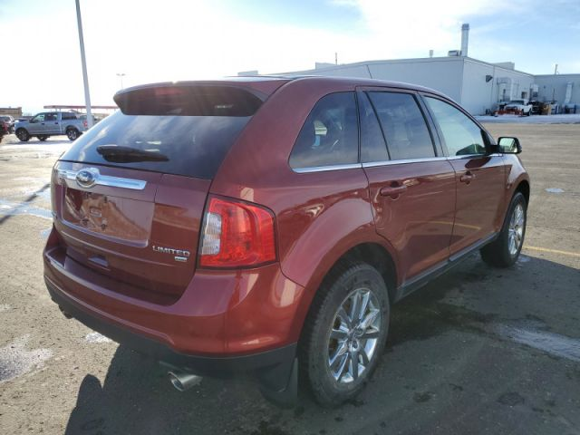 2014 Ford Edge Limited  Fully Loaded Model!
