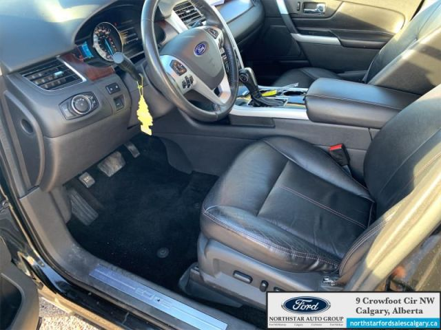 2014 Ford Edge Limited  | NEW YEAR SPECIAL|SUNROOF| NAV| V6| LEATHER| - $118 B/