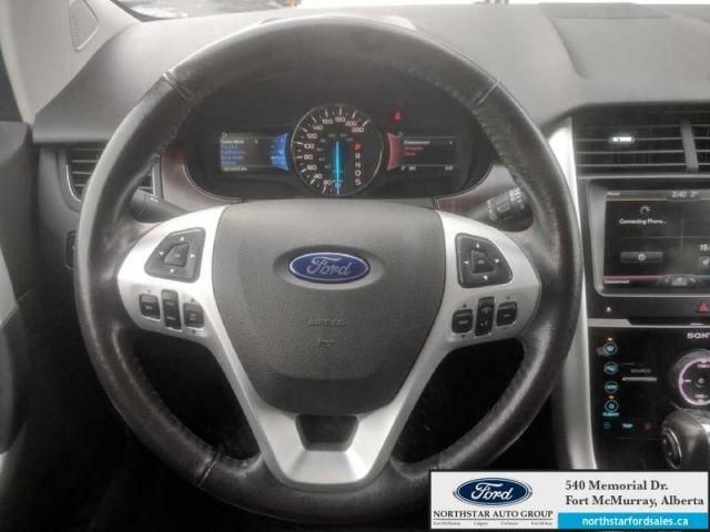 2014 Ford Edge Limited   3.5L Rem Start Nav Engine Block Heater