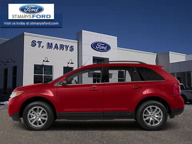 2014 Ford Edge EDGE LIMITED  -  - Air - Tilt - $184 B/W