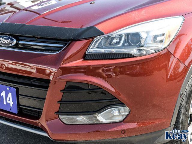 2014 Ford Escape Titanium  - Leather Seats -  Bluetooth