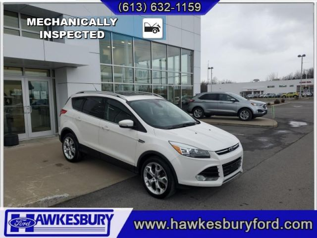 2014 Ford Escape ROOF TOW NAV  - Leather Seats