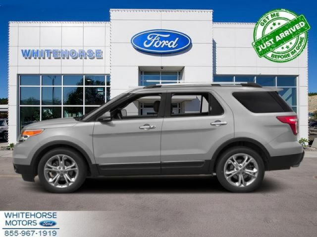 2014 Ford Explorer Limited  - Leather Seats -  Bluetooth - $172 B/W