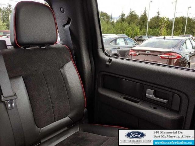 2014 Ford F-150 FX4   6.2L Rem Start Nav Moonroof FX Appearance Pkg