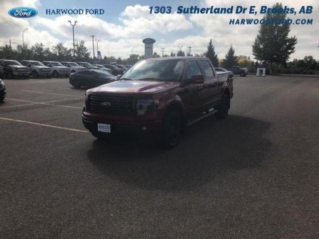2014 Ford F-150 FX4-NAVIGATION-MOONROOF-REAR CAMERA-206.53 B/W