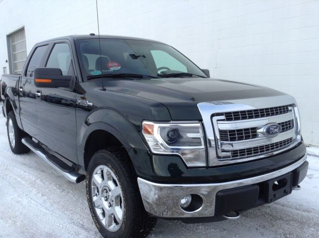2014 Ford F-150 4 Door Pickup
