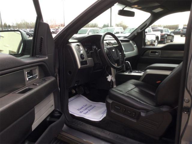 2014 Ford F-150 4WD SUPERCREW 145 FX4  - Bluetooth