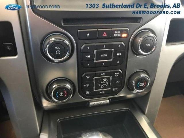 2014 Ford F-150 FX4-NAVIGATION-MOONROOF-220.28 B/W