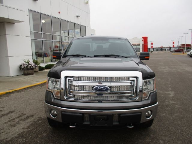 2014 Ford F-150 4WD SuperCrew