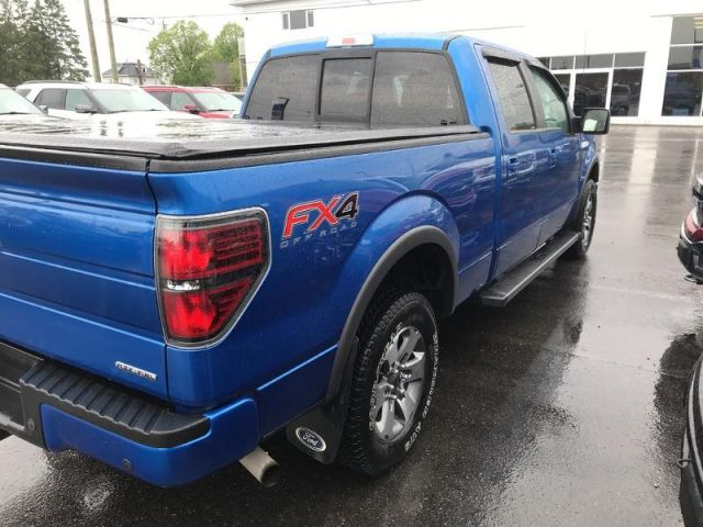 2014 Ford F-150 FX4-LIKE NEW!! LEATHER/ NAV/ LOW MILES