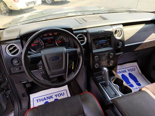 2014 Ford F-150 4WD SuperCrew 145 FX4